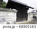 日光道中小金井宿 本陣門 68905163