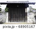 日光道中小金井宿 本陣門 68905167