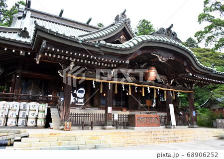 筑波山神社 県指定文化財 68906252