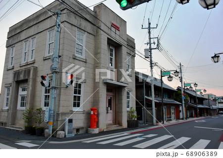 真壁の古い町並み 郵便局 68906389