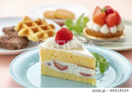 ケーキ タルト 68918334