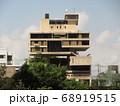 丹下健三による駐日クウェート大使館 68919515