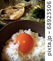 卵かけご飯朝食 68923506