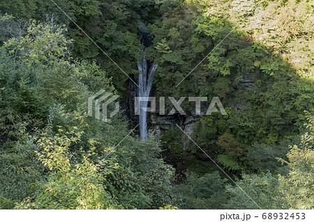 駒止の滝(日光国立公園)/栃木県那須町 68932453