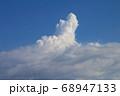青空と入道雲 68947133