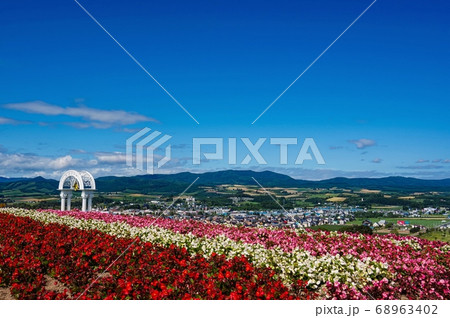 日の出公園(北海道 上富良野町) 68963402