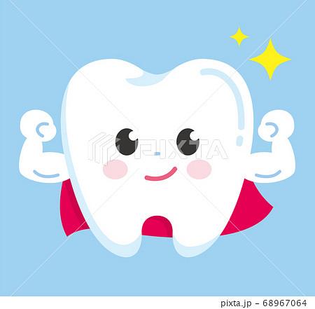 歯 キャラクター 強い 68967064