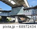 都営日暮里・舎人ライナーの江北駅 68972434