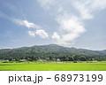 阿賀野市から見た五頭連峰 68973199