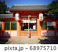 宇治神社 中門 68975710