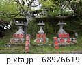 神奈川厚木市の丹沢にある大山阿夫利神社 68976619