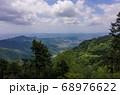 神奈川厚木市の丹沢にある大山のルート上にある景色 68976622