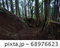 神奈川厚木市の丹沢にある大山のルート 68976623