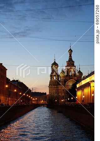 ロシア・サンクトペテルブルクの血の上の救世主教会 69057260