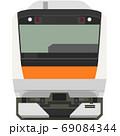 ドット絵風のE233系(武蔵野線) 69084344