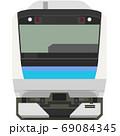 ドット絵風のE233系(仙石線) 69084345