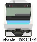 ドット絵風のE233系(中央本線ローカル) 69084346