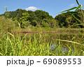 自然観察窓からの風景 東京都足立区舎人公園 69089553