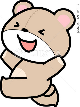 クマのぬいぐるみ 69105367