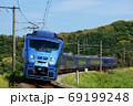 青いソニック 日豊本線:杵築~大神 69199248