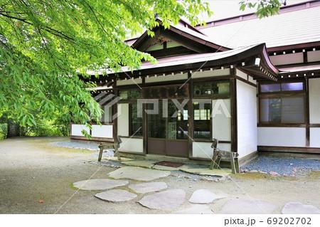 義経資料館(北海道平取町・義経神社) 69202702