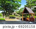 山梨県道の駅なるさわ なるさわ富士山博物館自然探索路入口 69205158