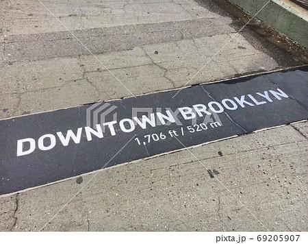 【アメリカ・NY】 ブルックリン 69205907