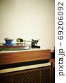 レコードスピーカー 69206092