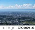 朝熊山より伊勢市内方面 69206910