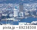 高松港とサンポート高松 69238308