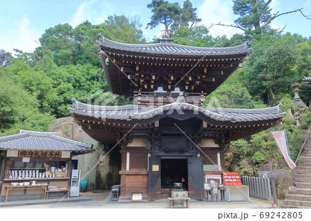 宮島の弥山にある消えずの火で有名な霊火堂 69242805