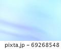 抽象的背景 青色・紫色系 緩やかな流れ・ライン 69268548