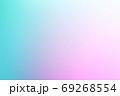 背景素材 紫色・緑色系 濁色 グラデーション 69268554