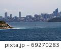 シドニー湾の港湾風景 69270283
