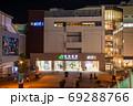 秋葉原駅 電気街口の駅前夜景 (東京都千代田区) 2020年8月 69288766