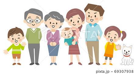 三世代家族 69307938