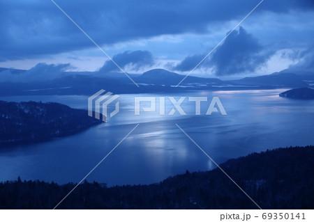 美幌峠からの早朝風景(北海道オホーツク) 69350141