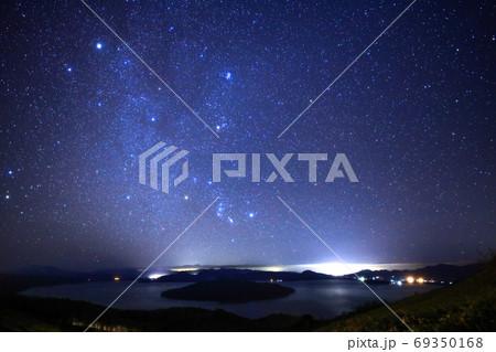 美幌峠からの星空風景(北海道オホーツク) 69350168