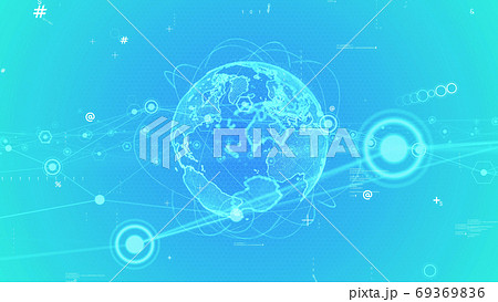 グローバルネットワーク  69369836