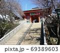 高尾山薬王院の仁王門 69389603