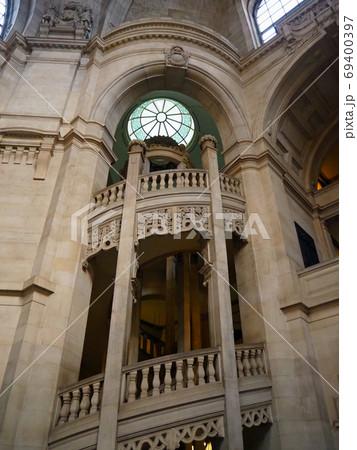 ハノーバー市庁舎の螺旋階段(ドイツ) 69400397