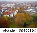 ハノーバー市庁舎からの眺め(ドイツ) 69400398