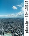 墨田区俯瞰 69413515