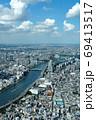 隅田川俯瞰 69413517