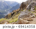焼岳小屋まで 69414358