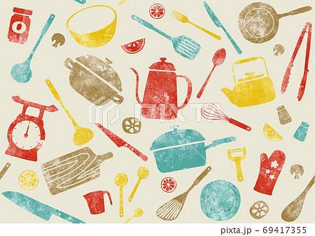 キッチン パターン 69417355
