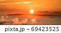 近畿隋一の遠浅の海岸「新舞子」の日の出(兵庫県たつの市御津町)※作品コメント欄に撮影位置 69423525