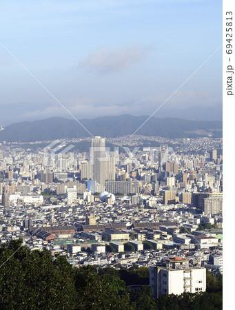 広島市 黄金山から皆実町方面の眺望 69425813