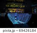 ドッグヤードガーデンライトアップ、夜景、みなとみらい横浜 69426184