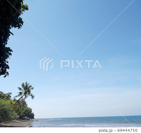 フィリピンのミンダナオ島にある海の風景 69444750